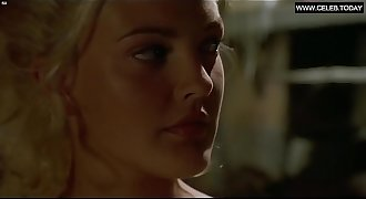 Drew Barrymore - Naked Swimming, Topless   Sexy Scenes - Bad Girls (1994)